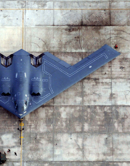 A B-2 Spirit